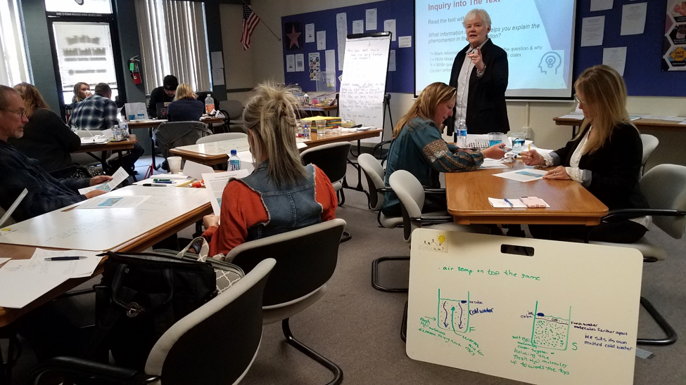 Weekly Spotlight  NGSS Training