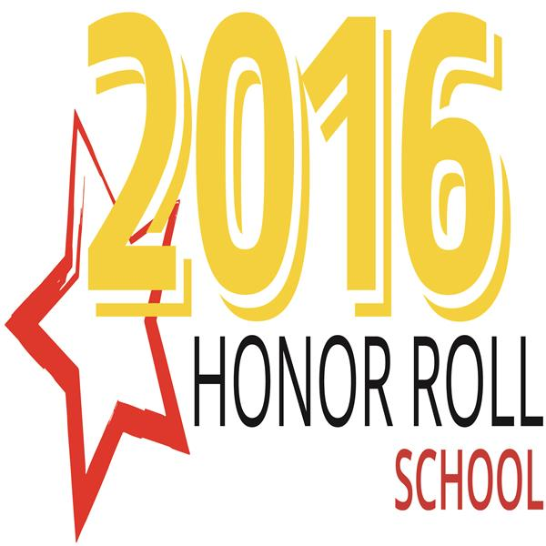 RHS Honor Roll School 2016